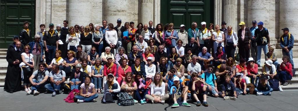 Les Enfants de St Philippe à Rome